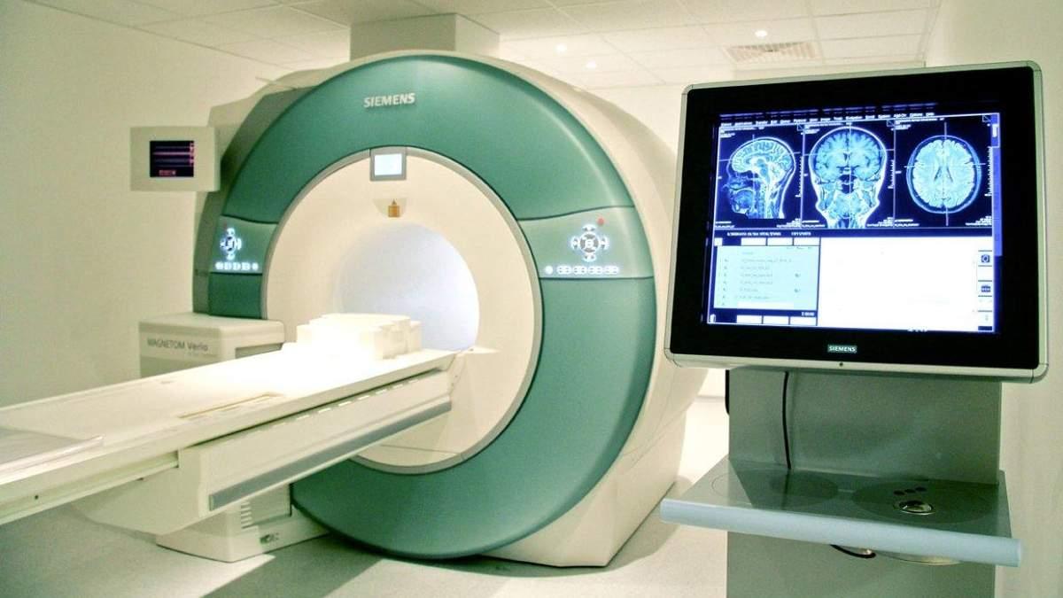 Діагностика МРТ