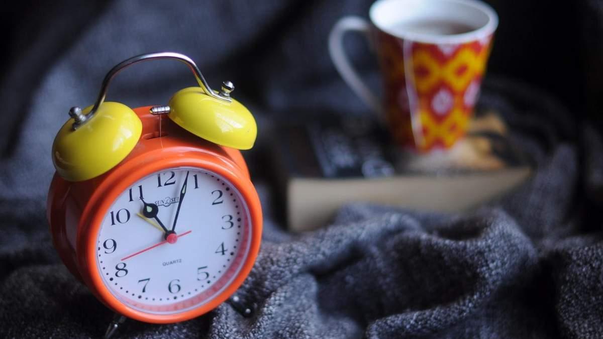 Звук будильника впливає на ваше самопочуття