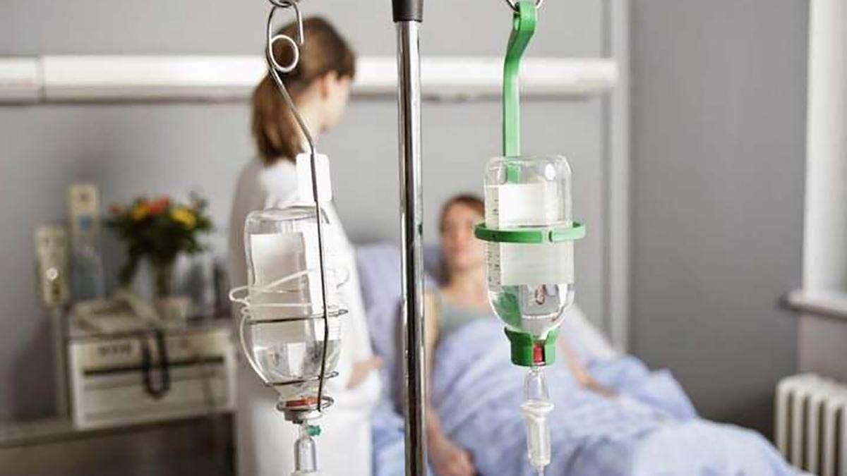Пацієнтка з підозрою на коронавірус втекла з лікарні
