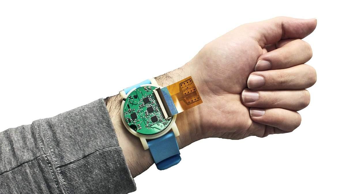 Лабораторія в годиннику: трекер визначає хвороби за потом