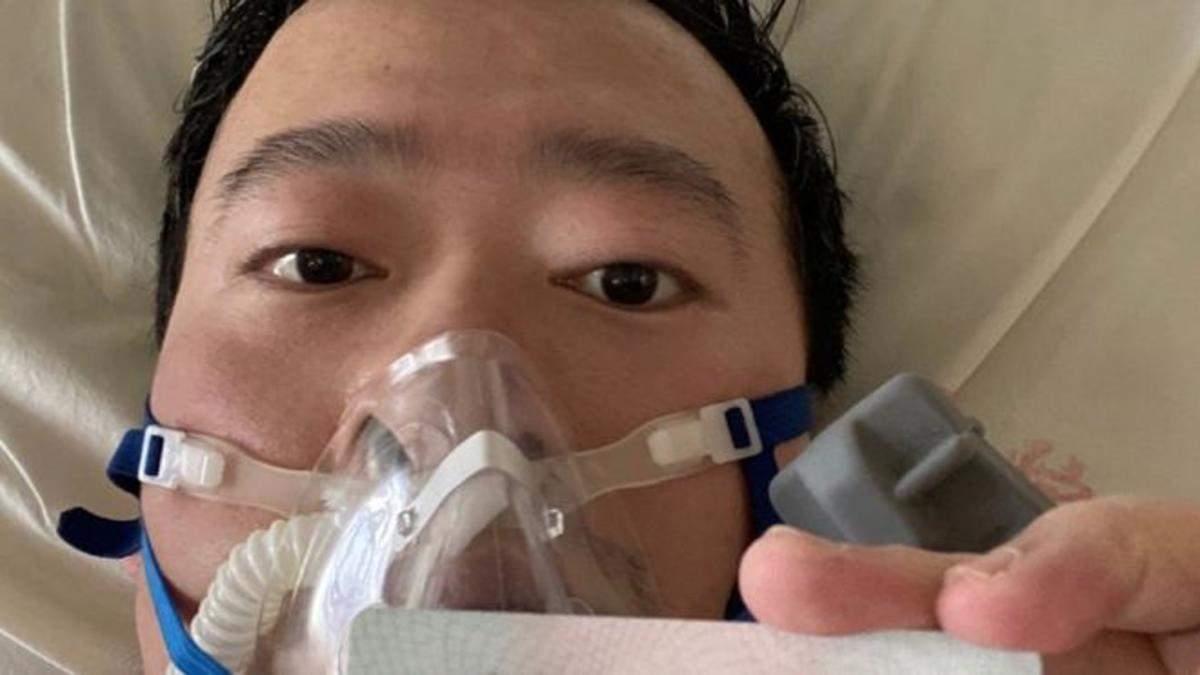 Врач, которого хотели арестовать за предупреждение о коронавирусе, жив
