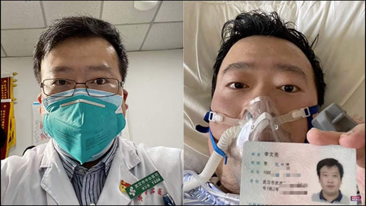 Лікар Лі Веньлян помер після реанімації
