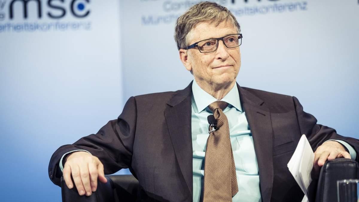 Фонд Білла Гейтса пожертвує 100 мільйонів доларів на боротьбу з коронавірусом