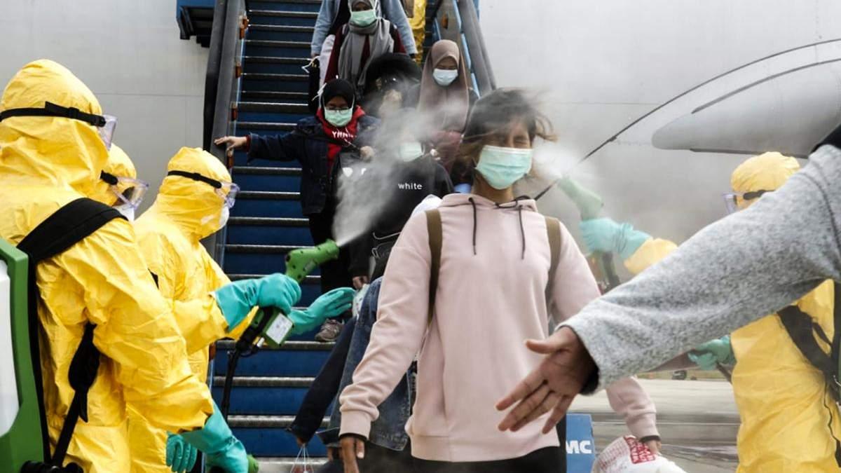 Відомо, коли евакуюють українців з епіцентру поширення коронавірусу