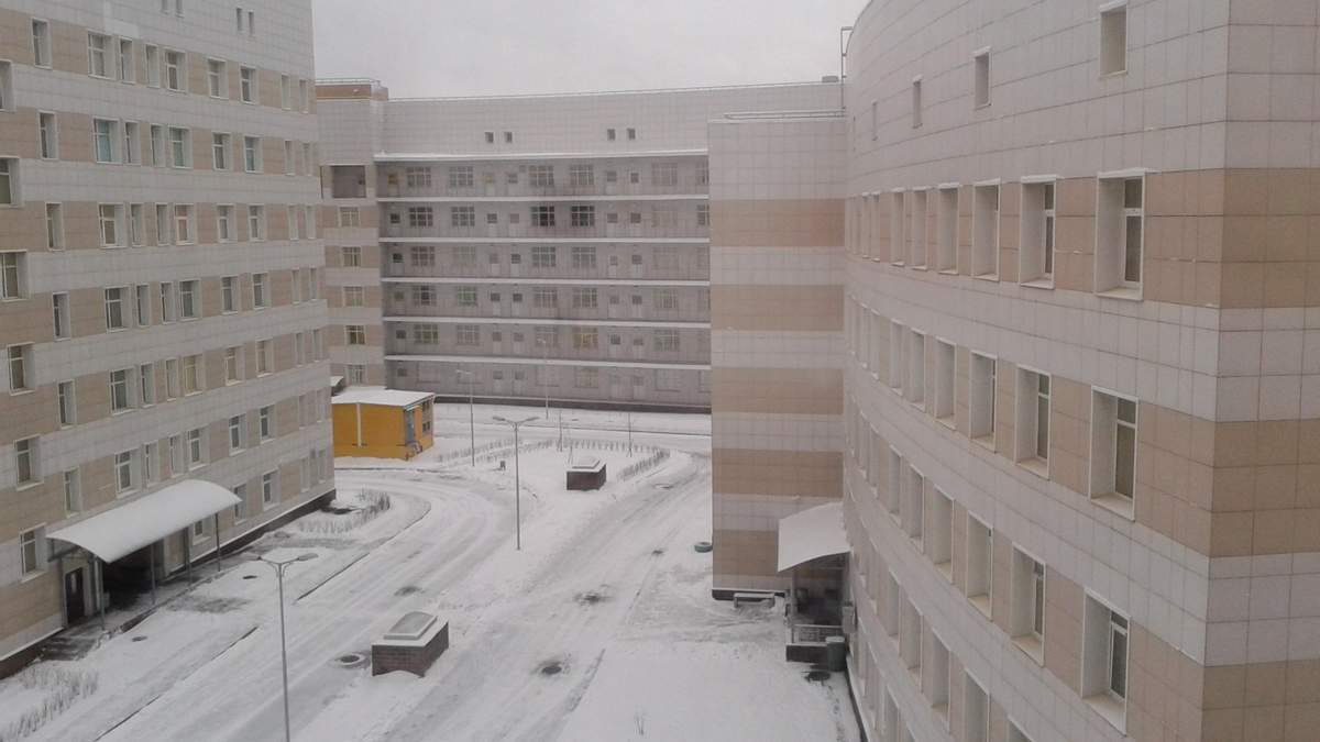У Росії втекла жінка з жорсткого коронавірусного карантину