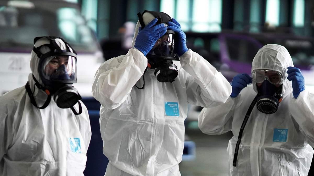 У Петербурзі з коронавірусного карантину втекли троє пацієнтів