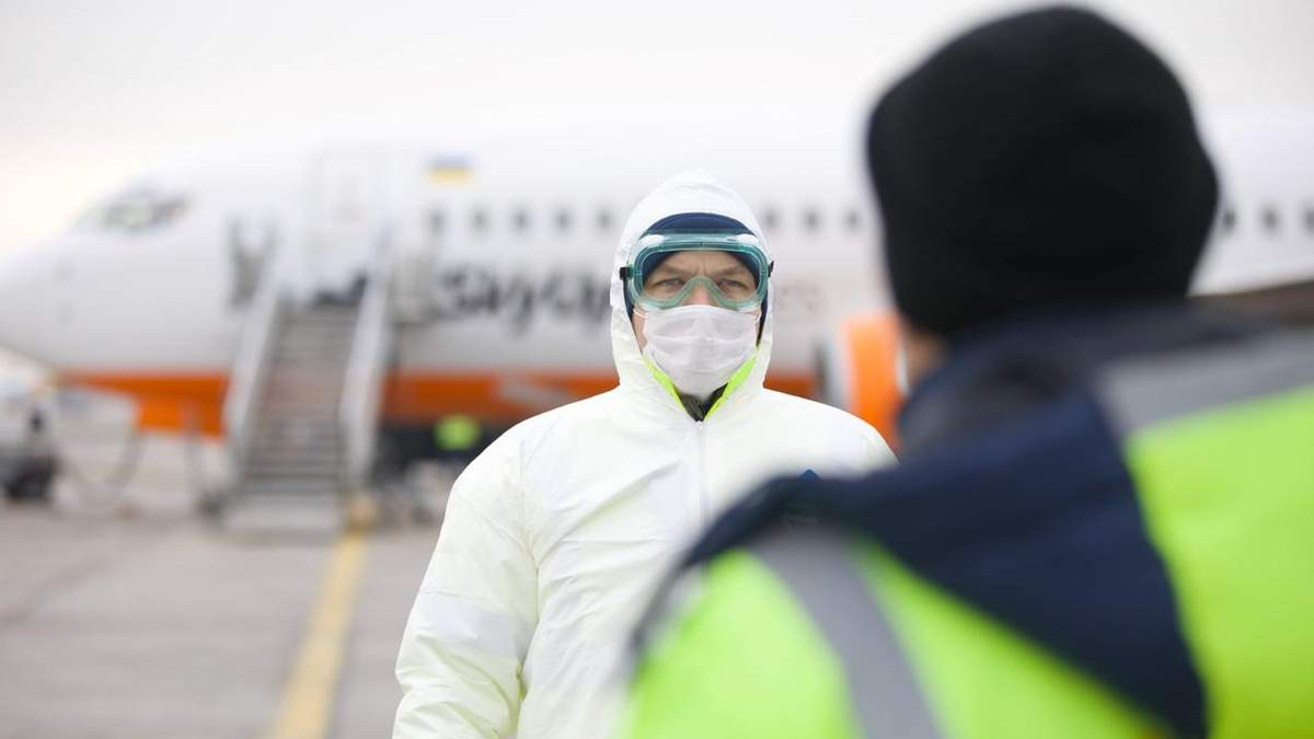 Эвакуация украинцев с Уханя, Китай - новости на сегодня