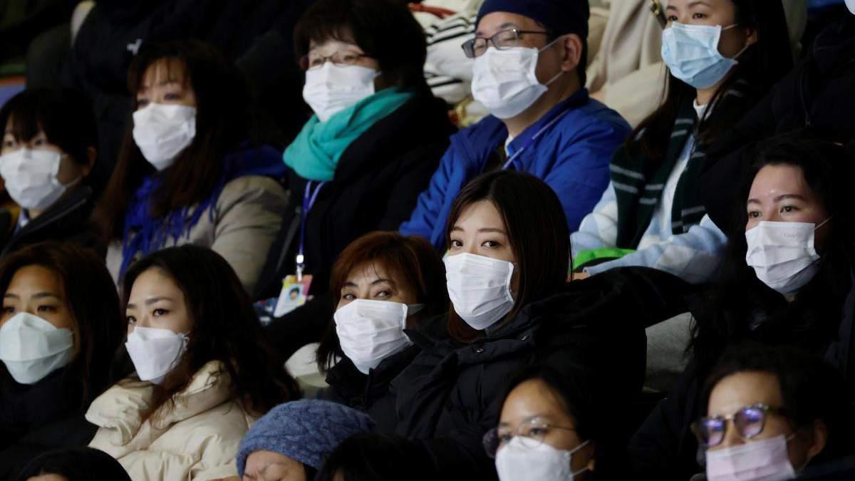 Китай заявив про подолання піку коронавірусу Covid-2019
