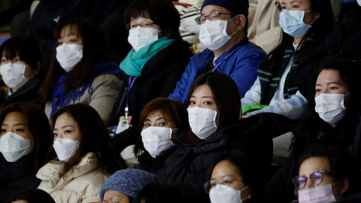 Эпидемия коронавируса пошла на спад