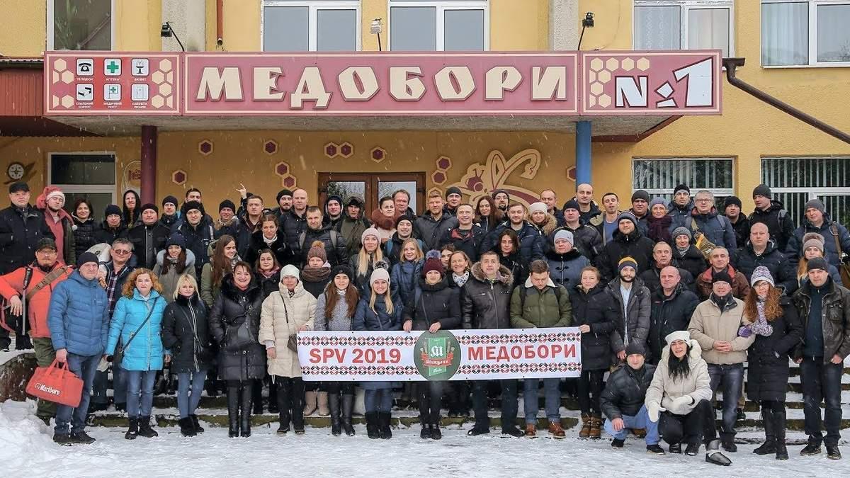 Санаторій на Тернопільщині спершу погодився приймати евакуйованих, але через тиск відмовився
