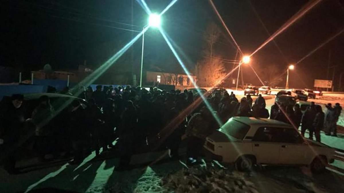 Протести у Казахстані