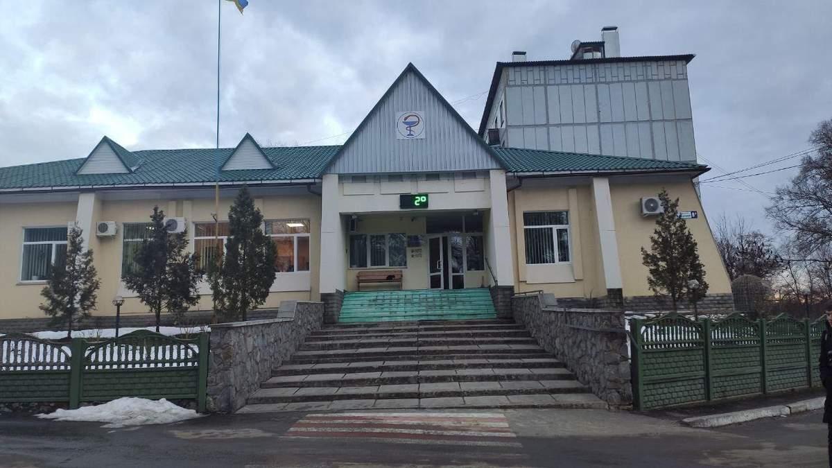 Евакуація українців з Уханя