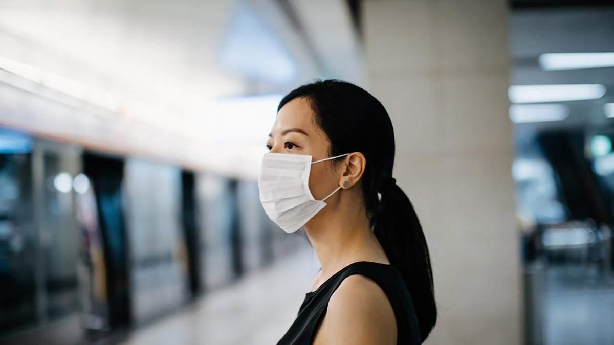 У Китаї виявили повторне зараження коронавірусом Covid-19