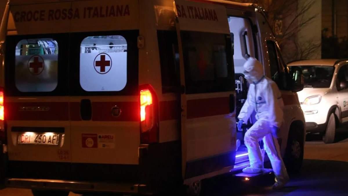 Коронавирус в Италии 2020 – количество жертв