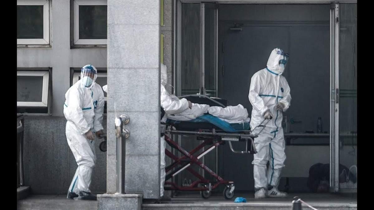В Польщі перевіряють хворого на коронавірус