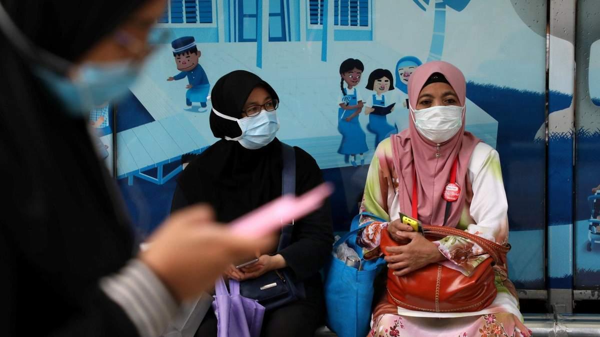 В Ірані зросла кількість хворих на коронавірус