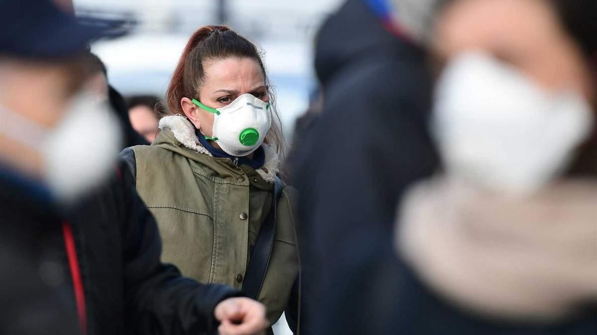 В Італії немає хворих українців на коронавірус