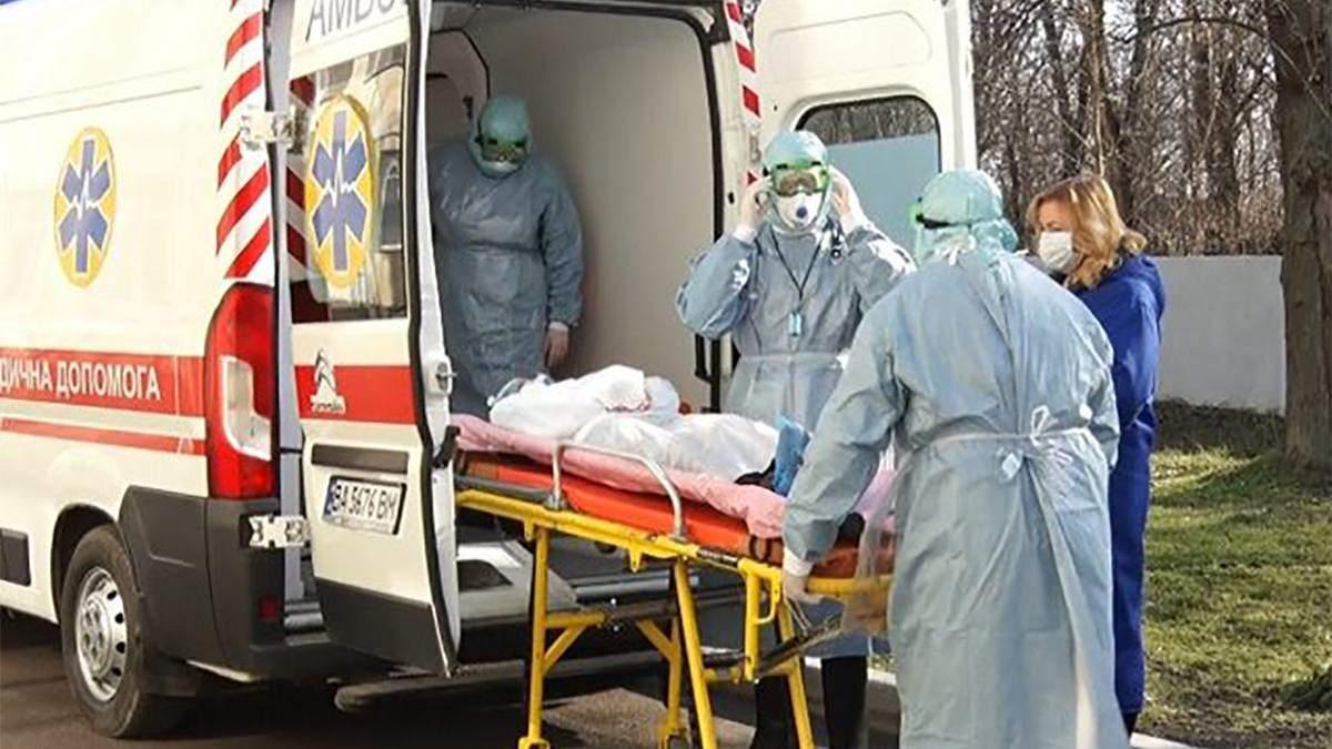На Закарпатье госпитализировали мужчину с подозрением на коронавирус: он 21 день контактировал с китайцем