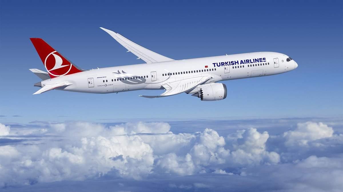 В Туреччині екстрено посадили літак через підозру на коронавірус
