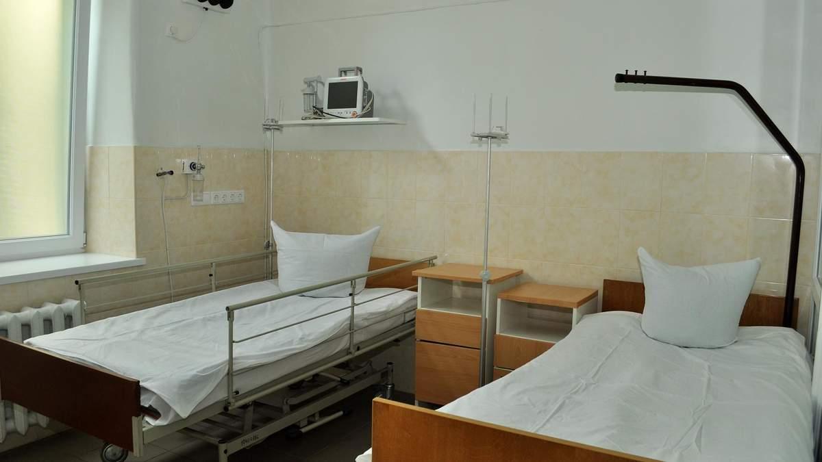 В Черновцах госпитализировали женщину с подозрением на коронавирус
