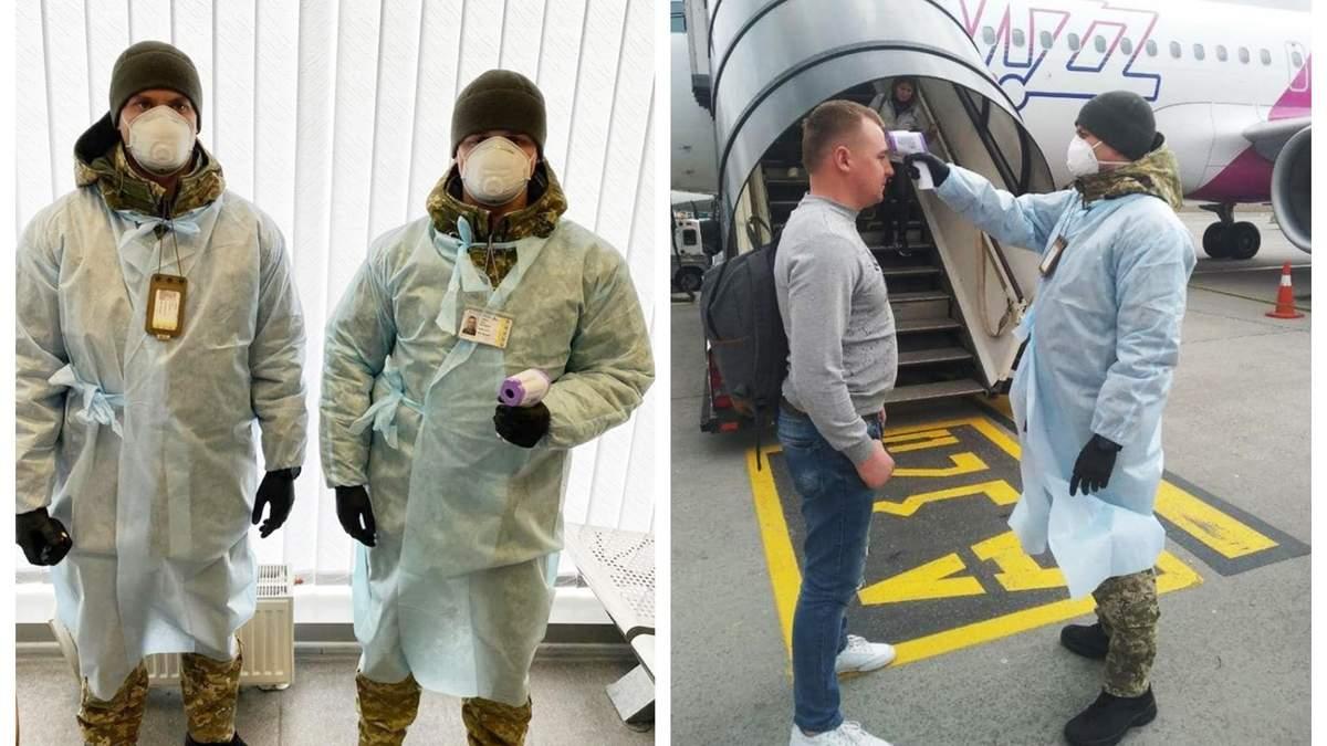 Коронавирус в Италии - в Жулянах измеряют температуру у пассажиров