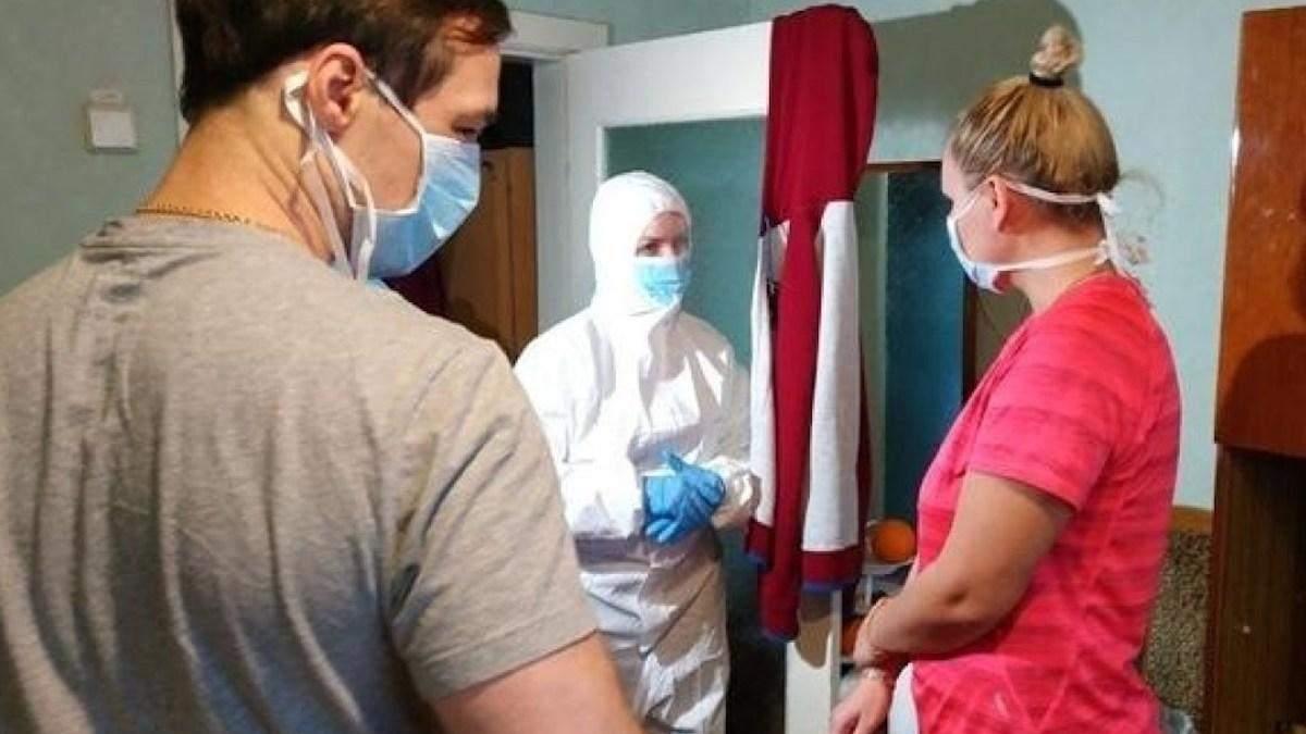Людей в обсервації у Нових Санжарах перевірили на коронавірус: результати тестів