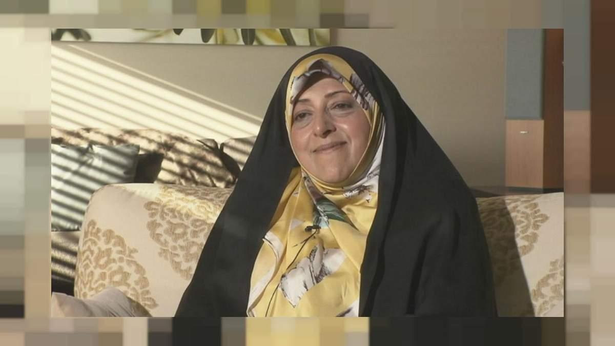 Віце-президентка Ірану і голова парламентського комітету захворіли на коронавірус