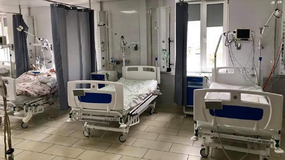 Головний санлікар України перевірив госпіталі у трьох містах