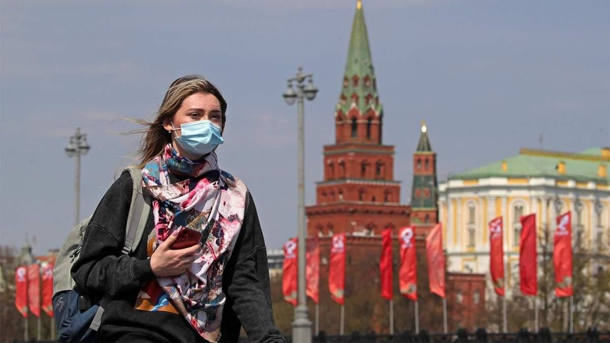 Коронавирус в России – статистика сегодня, сколько заболевших