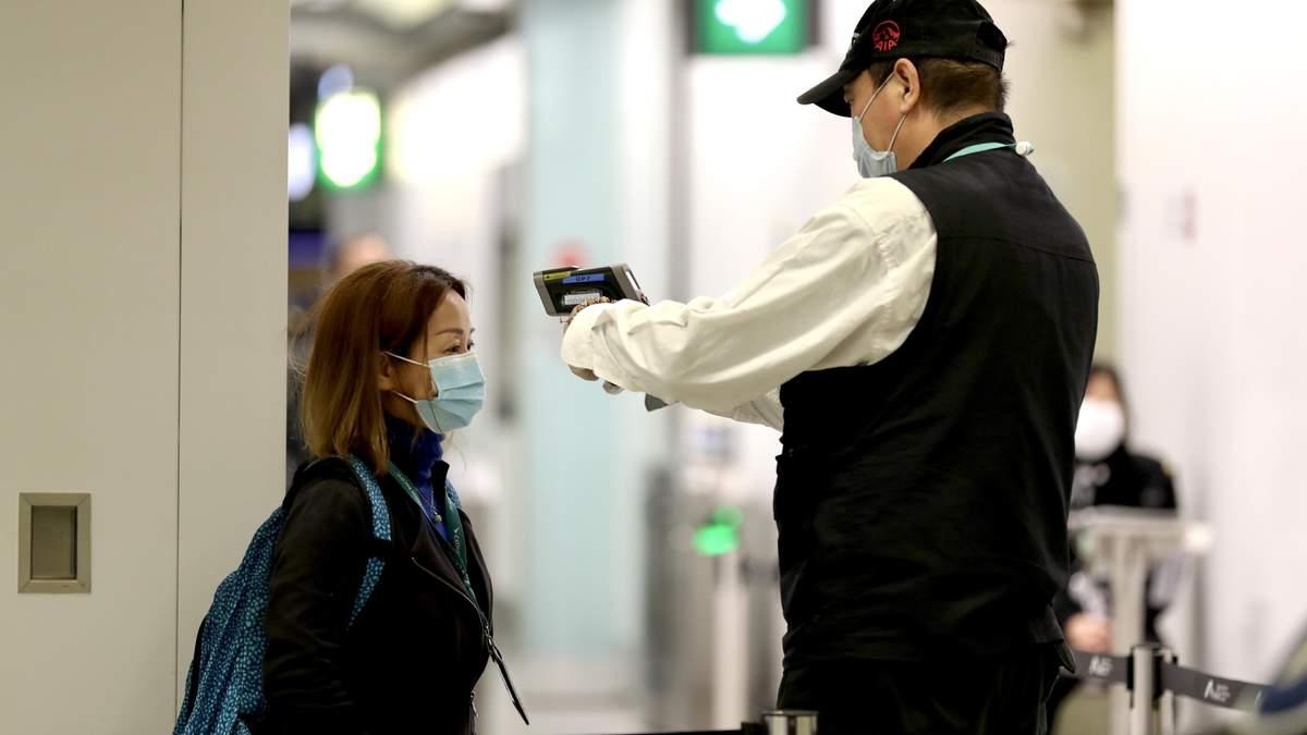 Измерение температуры в аэропортах – неэффективный способ в борьбе с коронавирусом
