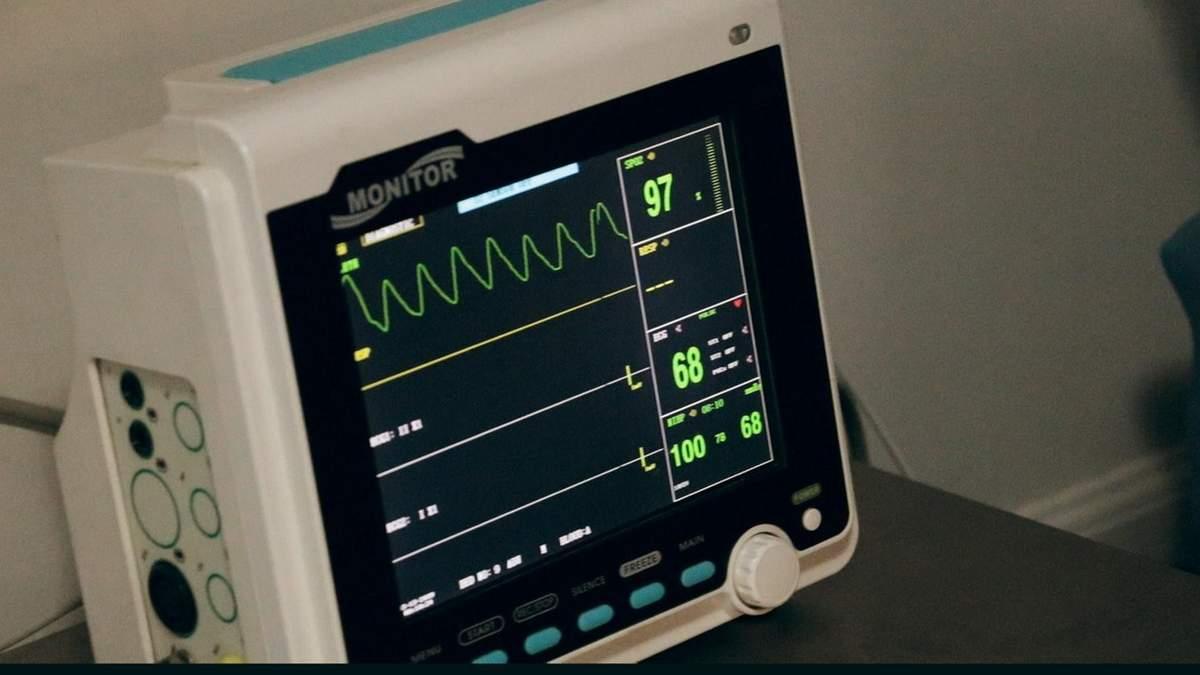 Пристрій, який попередить інфаракт