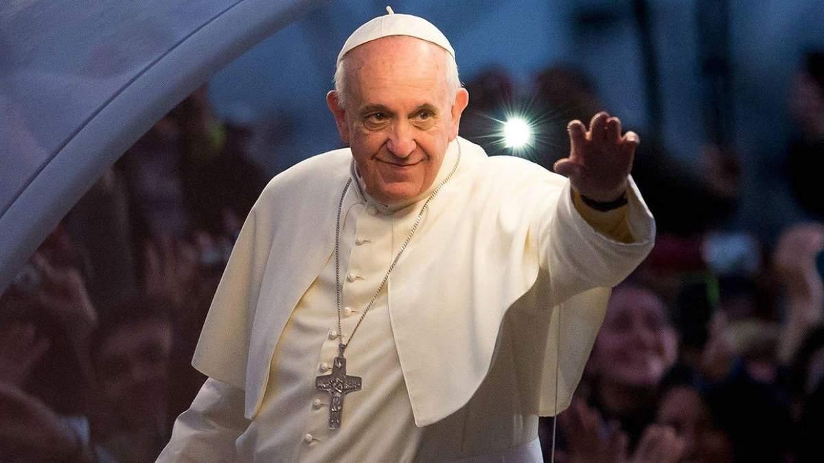 У Папы Римского не подтвердили коронавирус
