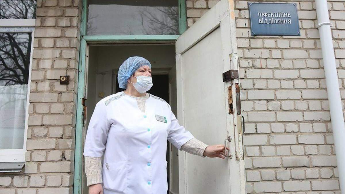 Что известно о состоянии здоровья украинца с коронавирусом?