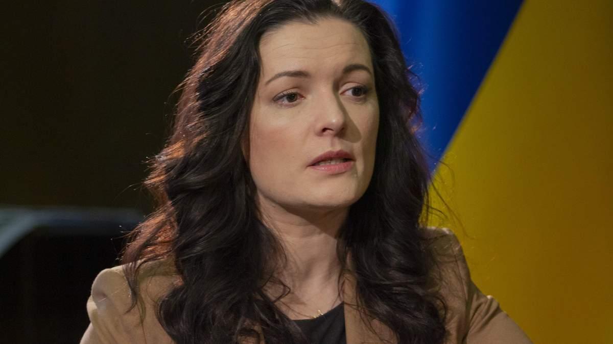 Зоряна Скалецкая уволена с должности министра здравоохранения