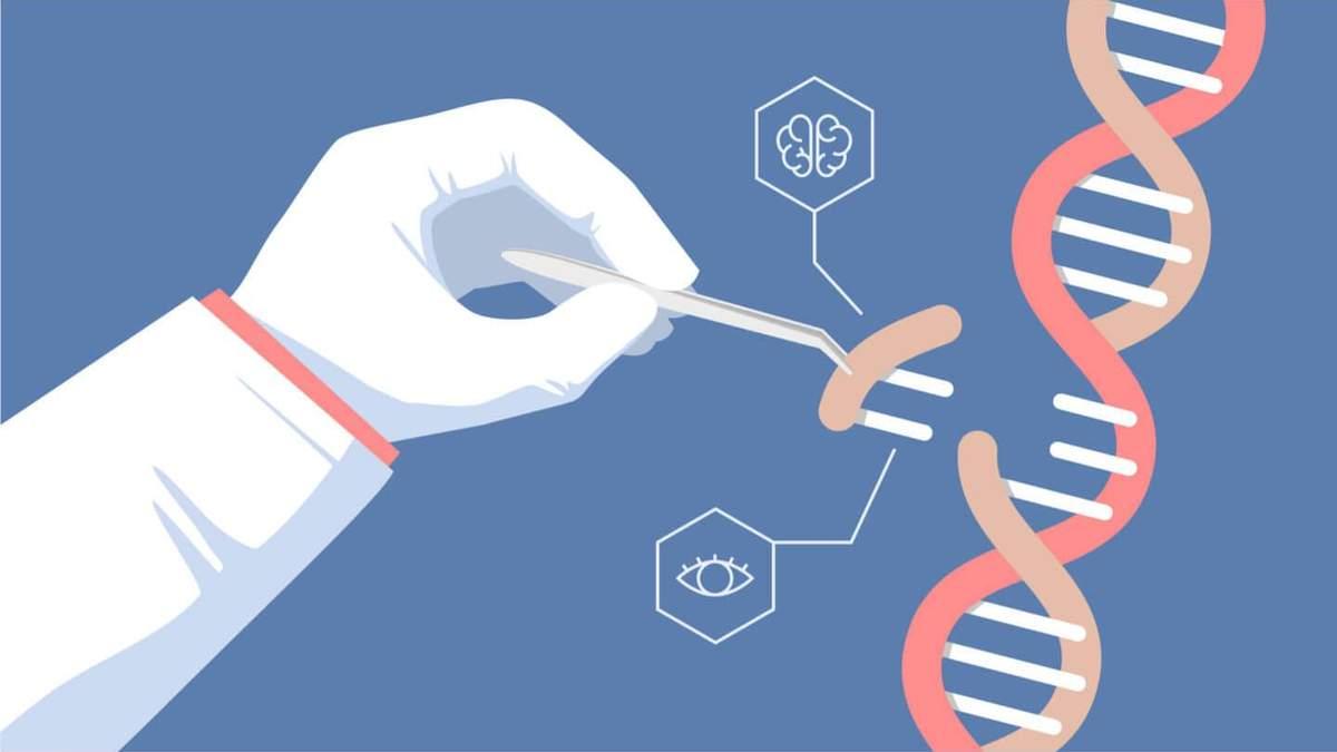 Новітню генну технологію CRISPR вперше використали для лікування вродженої сліпоти