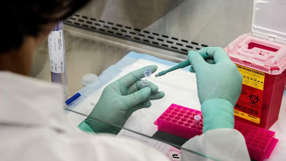 Як коронавірус потрапив в Європу