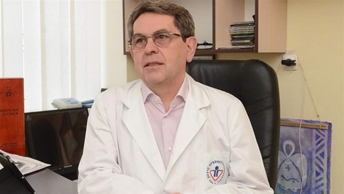 Глава Минздрава Илья Емец