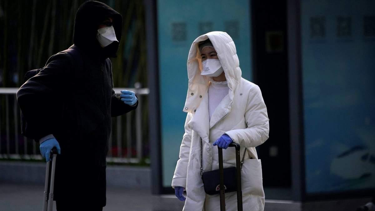 Коронавирус – угроза Украине