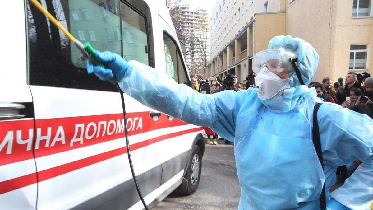 В Житомирской области ввели противоэпидемические меры