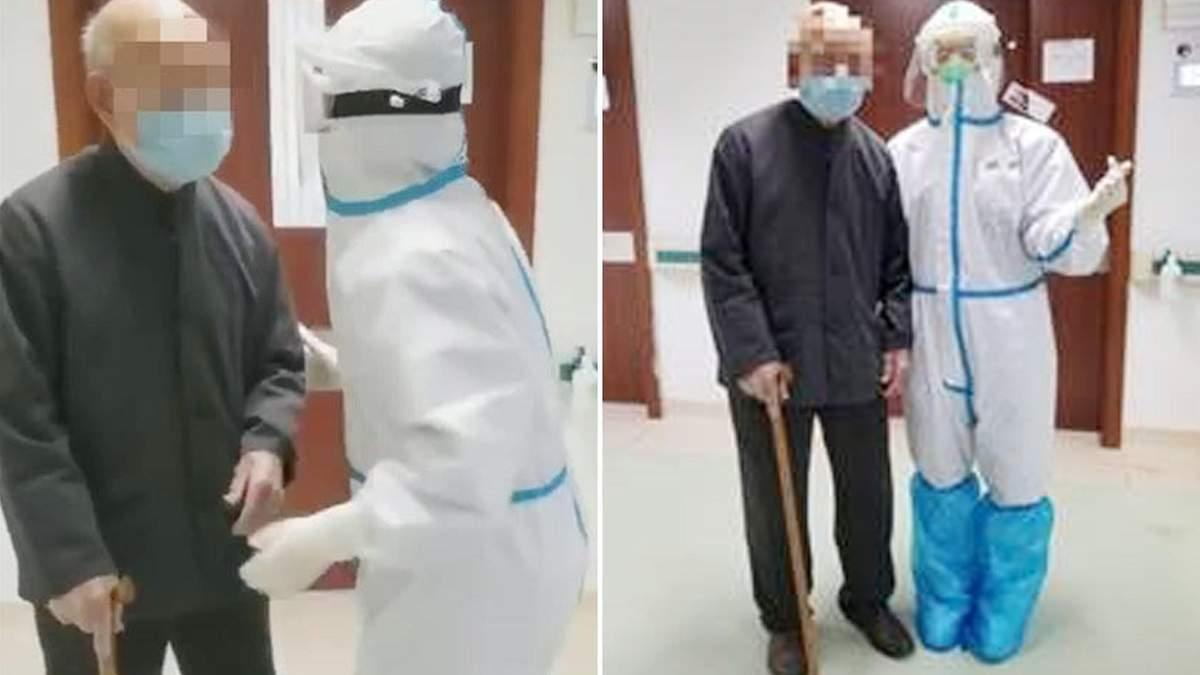 101-летний китаец за неделю вылечился от коронавируса