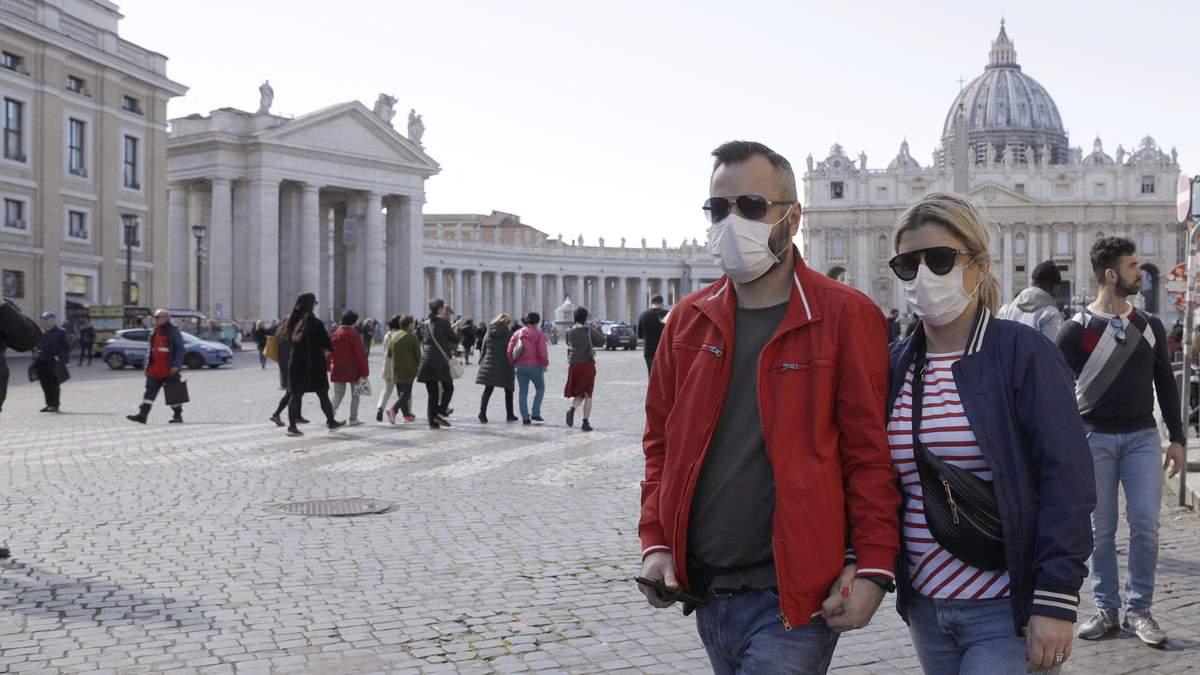 В Ватикане заявили о распространении коронавируса