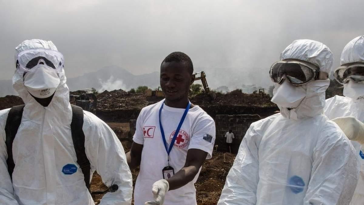 В Конго побороли вспышку Эболы