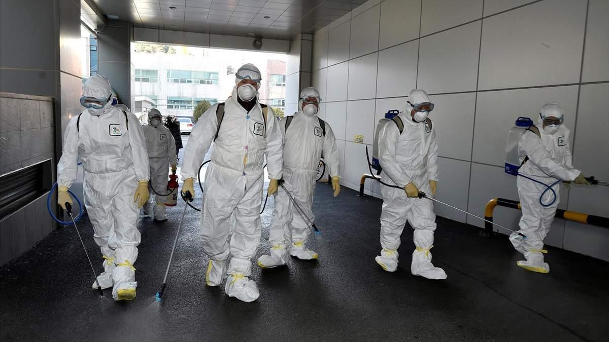 У Грузії коронавірус підтвердили у 12 людей