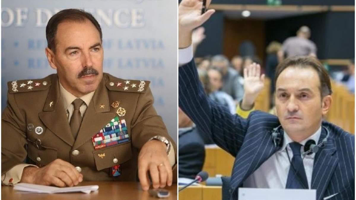 Итальянские политики Сальваторе Фарина и Альберто Чирио заразились коронавирусом
