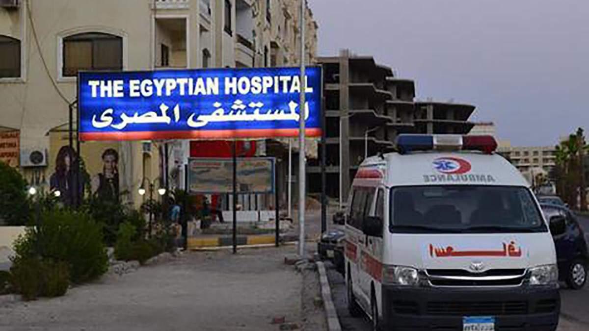 Немец умер от коронавируса в Египте