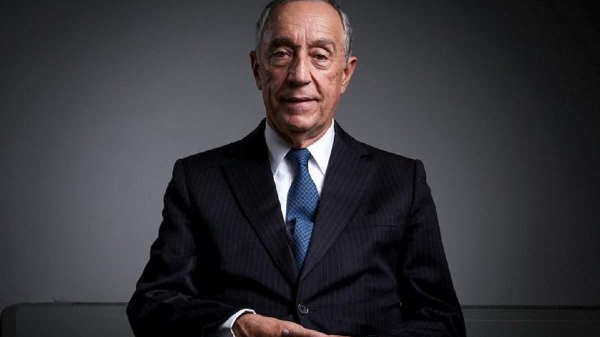 Из-за коронавируса президент Португалии ди Соуза проведет две недели на карантине