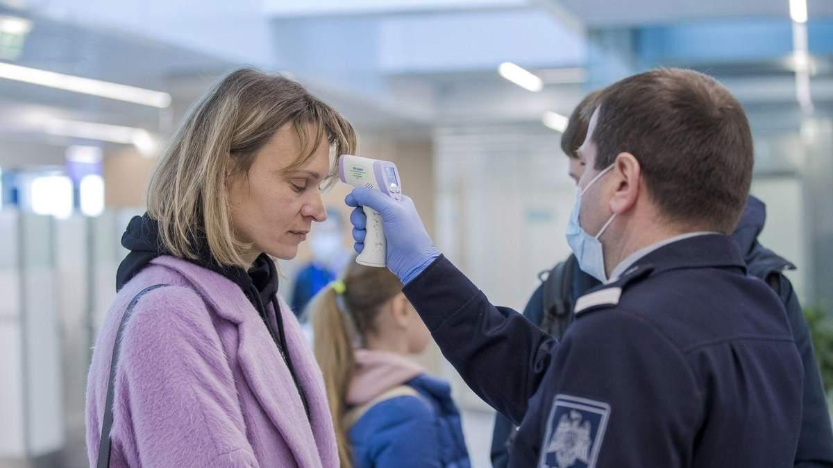 Молдова запретила въезд иностранцев из-за распространения коронавируса