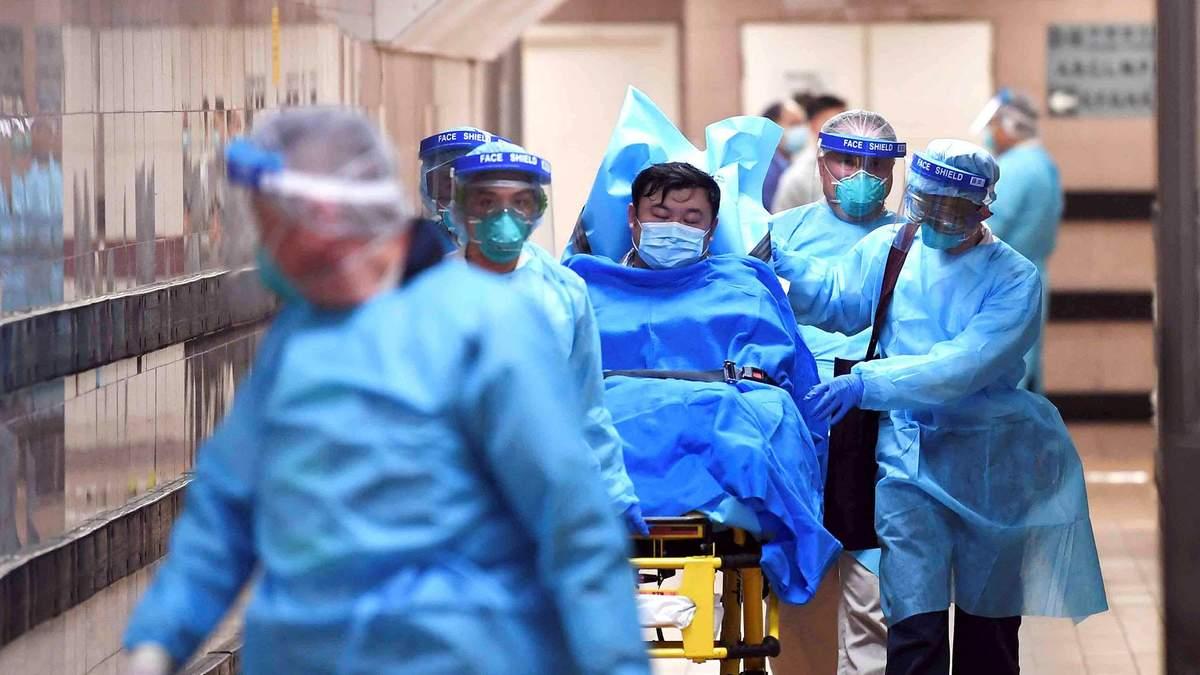 Волонтерам, які заразяться коронавірусом, заплать
