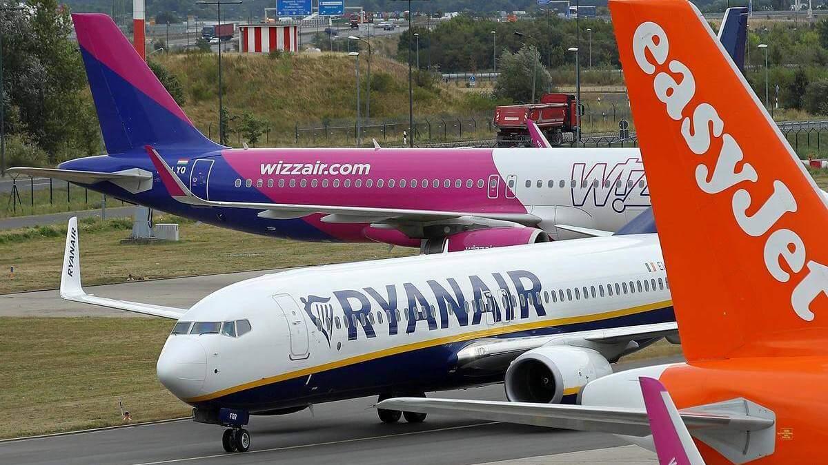 Авиакомпании отменяют рейсы в Италию