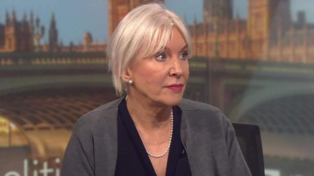 У заступниці міністерки охорони здоров'я Британії виявили коронавірус